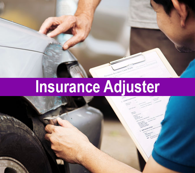 Claims Adjusters Level 1 Licensing
