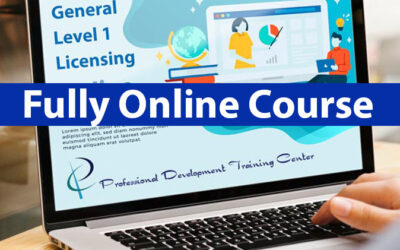 General Level 1 Licensing – Online with video lessons